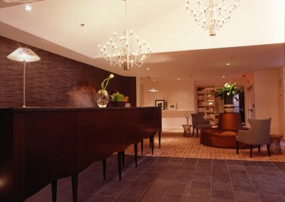 Lorien Hotel Reception