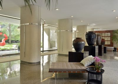 lobby interior design nyc