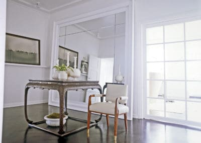 Entry with Large Mirror